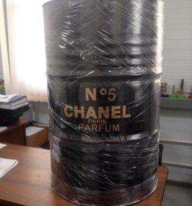 Бочка для дизайна Шанель 200 Л .