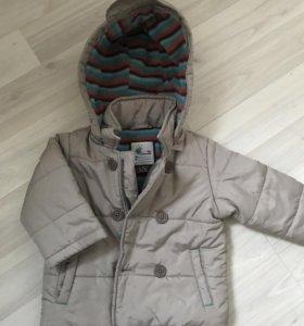 Детская курточка, р-р 80