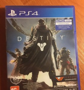 Игра для PlayStation 4 (PS4) Destiny