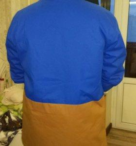 Dc куртка