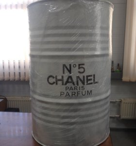 Бочка CHANEL N5 для вашего дизайна 200 л