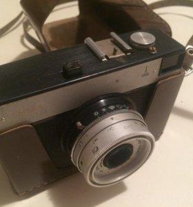 Три фотоаппарата Смена