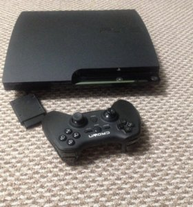 PS3 прошитая торг