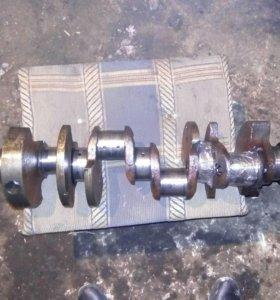 Коленчатый вал Газ-53