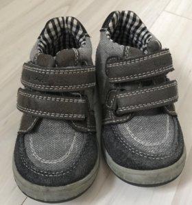 Детские ботиночки, р-р 21