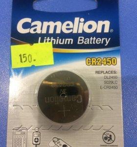 Camelion батарейка.