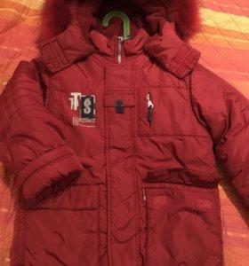 Куртка рост 116 Тилсон