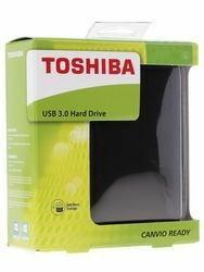 НОВЫЙ Внешний жесткий диск Toshiba Canvio 2TB