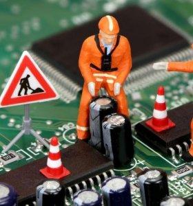 ремонт Компьютеров и др. техники быстро
