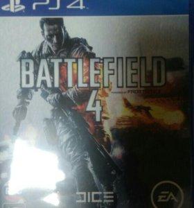 Игра Battlefield 4 для PS4