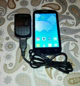 Alcatel one touch телефон