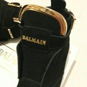 Новые ботинки Balmain