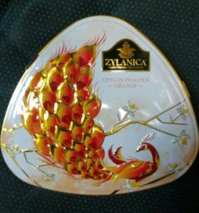 Цейлонский чай Zylanica