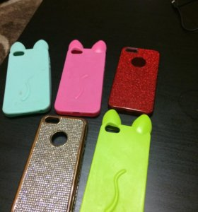 Чехлы айфон5s