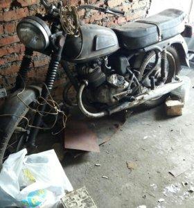 """Мотоцикл """"Восход"""""""