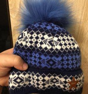 Продам зимнюю шапку.