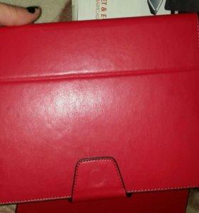 Папка VELS p8M 8-8,5 и/кожа красный
