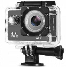 Экшн камера F60 (4k ultraHD/FullHD/HD,wifi)