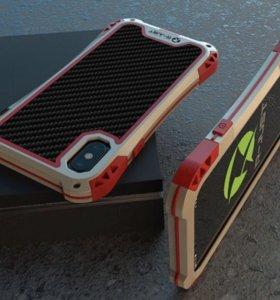 Чехол R-JUST Amiro для iPhone X