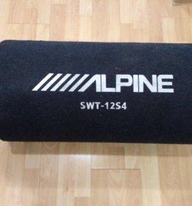 продам сабвуфер ALPINE номиналом 300w макс 1200w