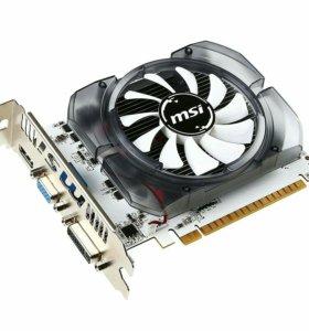 Видеокарта Msi gt 730n