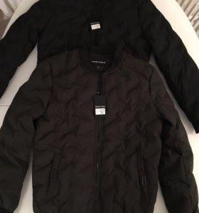 Бомбер , Куртки мужские 44,46