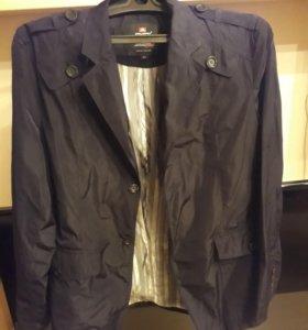 Пиджак плащевой