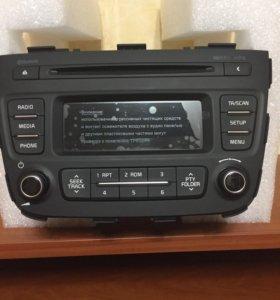 Аудиосистема для авто КИА Sorento 2017 года