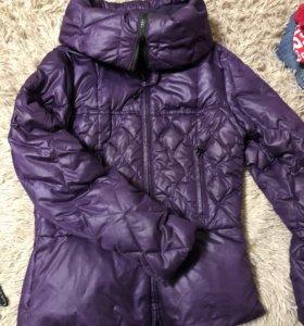 Куртка и плащ (пакетом)