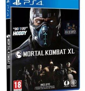 Mortal Kombat XL (рус) PS4