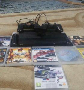 Игровая приставка PS3 Super Slim 500gb