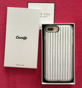 Чехол Casetify для iPhone 6/7/8 Plus
