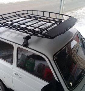 Корзина багажник универсальная (1550х1200х140)