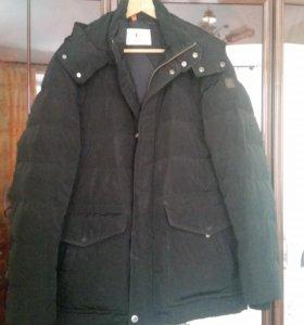 Зимняя мужская куртка Cerruti