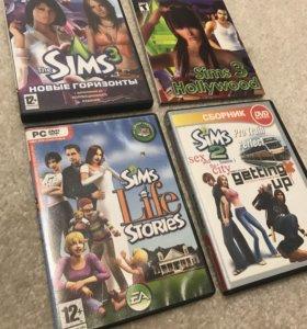 Игры Sims 3, Sims 2
