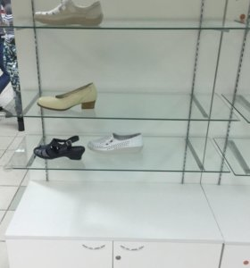 Обувной стенд-шкаф
