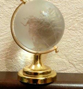 Глобус сувенир