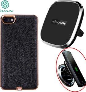 iPhone 7 безпроводная зарядка