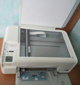 3 в 1 принтер,сканер,копир.