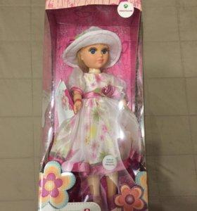 Кукла говорящая большая новая