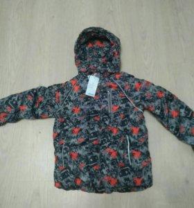 Куртка новая демисезон 146