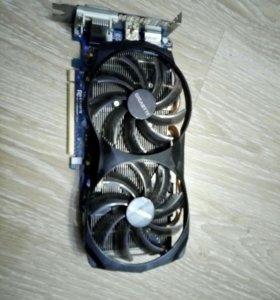 Видекарта Gigabyte GeForce GTX 660