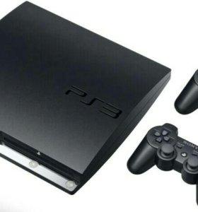Игровая приставка Sony PlayStation 3 SLIM 160Gb