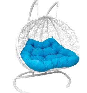 Подвесное кресло-диван для двоих