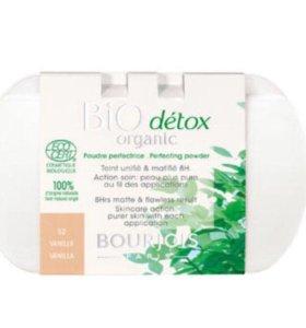 Bourjois Bio Detox компактная пудра, 51 тон