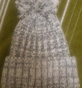 шапка женская( новая)