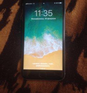 Продаю айфон 6 плюс 64 Гбайт ,2 чехла ,бронь стекл