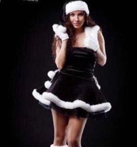 Новогоднее платье 42-46