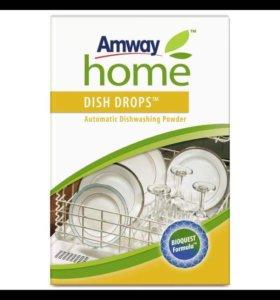 Порошок для посудомоечных машин Амвей