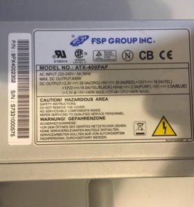 Блок питания FSP ( ATX-400PAF)